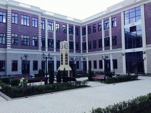 """Офис 50,3 м2 в бц клубного типа """"central yard"""" на Бауманской 7 - Фото 1"""