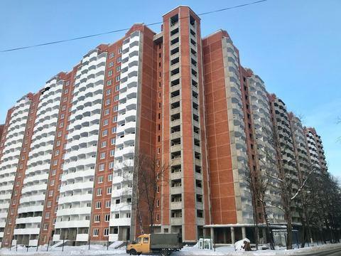 1-но ком. квартира 42 кв. м 4/17 к Домодедово, ул. Гагарина 63 сек. №8 - Фото 2