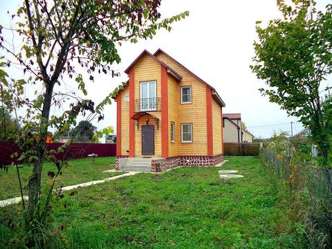 Продается новый дом 120 кв. м на участке