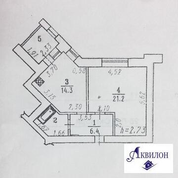 Продам 1-х комнатную квартиру на 25 Лет Октября,11 - Фото 2