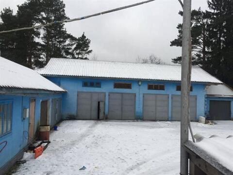 Продам производственное помещение 322 кв.м, м. Старая деревня - Фото 1