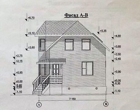 Продаем двухэтажный дом с участком СНТ Радуга - Фото 2