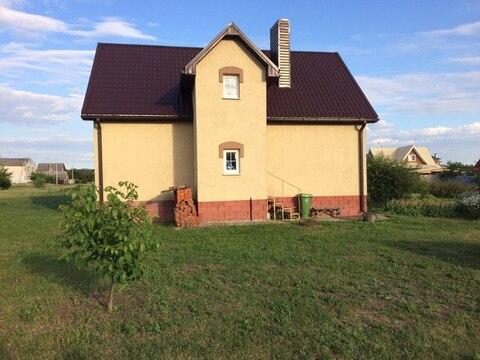 Дом под самоотделку, поселок Новосадовый - Фото 2