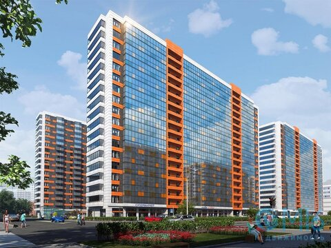 Продажа 2-комнатной квартиры, 56.03 м2, Московское ш, д. 13 - Фото 3