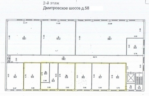 Продажа кирпичного производственно-складского здания 2424 кв.м. - Фото 5