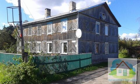 Однокомнатная квартира в Приозерске, в 8ми квартирном доме - Фото 1