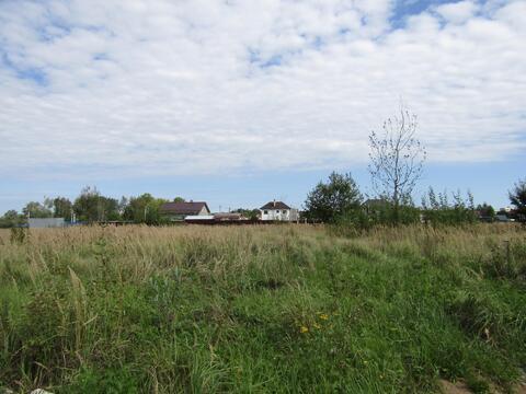Каширское ш.48 км от МКАД в г.о Домодедово, с.Вельяминово участок15 со - Фото 1