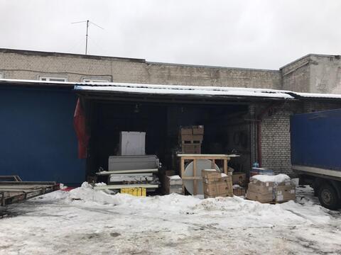 Продажа склада производство 1400 кв.м Октябрьская наб - Фото 2