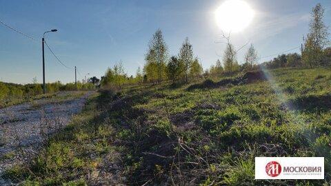 Земельный уч. 12 соток ИЖС, Н.Москва, 35 км от МКАД Калужское шоссе - Фото 3