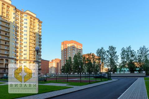 Квартира-студия 27 кв.м. Звенигород, Нахабинское ш, 1к1 - Фото 2