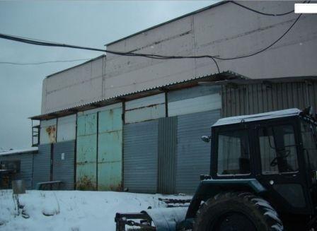 Производственно-складской комплекс 3.800 м2, ж/д тупик, Электроугли - Фото 1