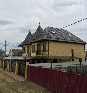 Коттедж 180 м2 с баней на участке в Краснодаре - Фото 2
