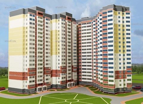 Продажа 1-комнатной квартиры, 39.5 м2, Архитектора Валерия Зянкина, д. . - Фото 3