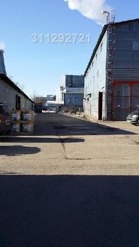 Под склад, площ.: 160 м2, холод, выс. потолка: 3,5 м, огорож. терр, - Фото 3