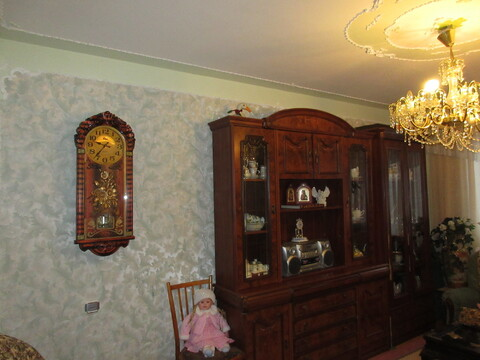 Продам 4 комнатную квартиру с хорошем ремонтом в пос. Нарынка - Фото 5
