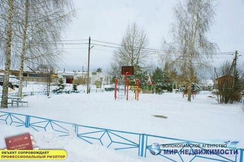 Двухкомнтаная квартира в селе Теряево Волоколамского района - Фото 4