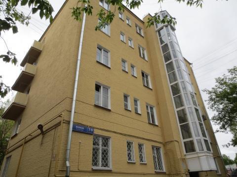 Трехкомнатная на Волков переулок 7-9с3