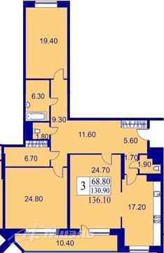 Продажа квартиры, Реутов, Реутовских ополченцев улица - Фото 5