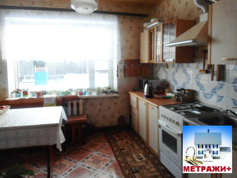 Продам часть отличного дома в п. Первомайский - Фото 5