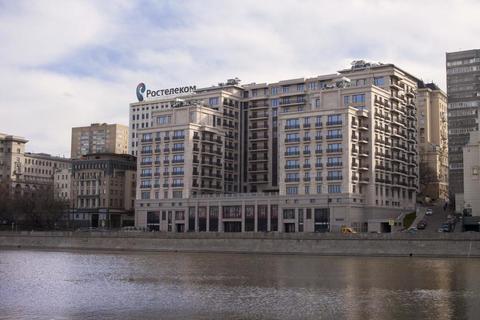 3-х комнатная квартира 128 кв. м в доме deluxe на набережной Москва . - Фото 2
