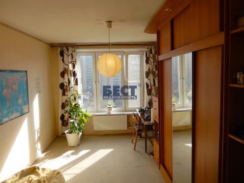 Однокомнатная Квартира Москва, проспект Рязанский проспект, д.91, . - Фото 3