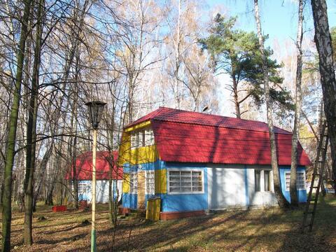 Продается база отдыха Горняк в Тульской области, Алексинский р-н - Фото 1