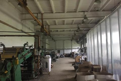 Производственно-складской цех общей площадью 650 кв.м. - Фото 3
