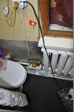 Бревенчатая дача 80 кв.м. с отоплением на участке 6 сот, д.Захарово - Фото 2