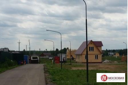 Участок 8, 06 соток в Зосимово, 38 км от МКАД по Киевскому шоссе - Фото 3