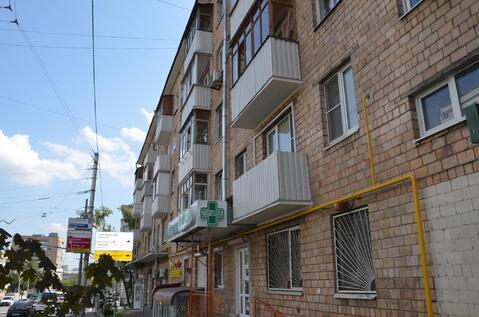 Продажа 3-х комнатной квартиры, 4/5 эт кирпичного дома. - Фото 1