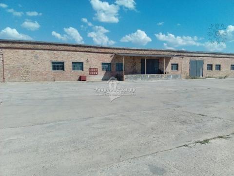Продам складской комплекс 1000 кв.м. с площадкой 4500 кв.м. в п. . - Фото 4