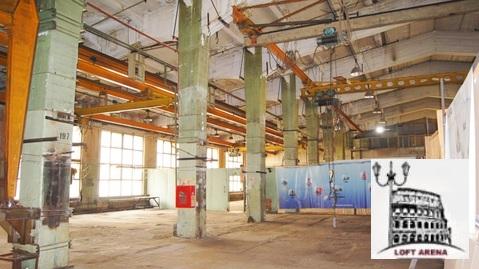 Аренда помещения в производственном здании (псн), площадью 790 кв.м. - Фото 4