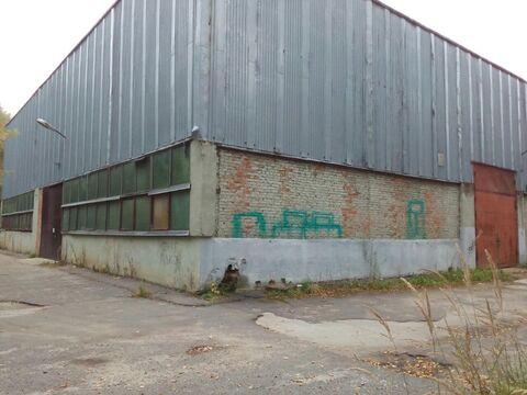Тёплое производственное помещение в центре города, 380в, 35квт - Фото 1