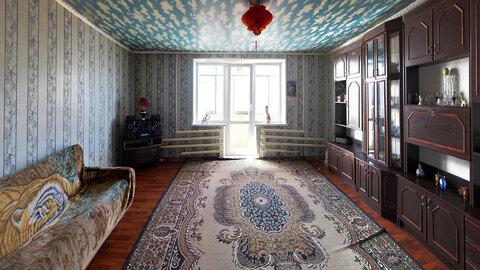 Трехкомнатная с ремонтом в Полетаево - Фото 1