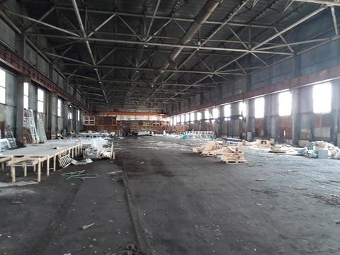 Продам производственный комплекс 40 000 кв. м. - Фото 1