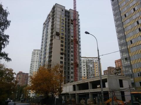 Однокомнатная квартира в новостройке - Фото 1