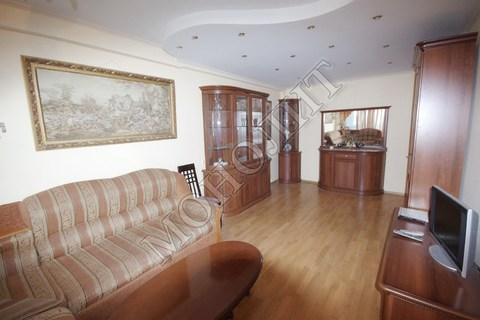 Трехкомнатная квартира Москва, ул. Фестивальная, дом 22к6 - Фото 1