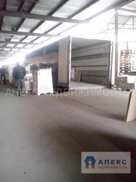Аренда помещения пл. 327 м2 под склад, м. Перово в складском . - Фото 4