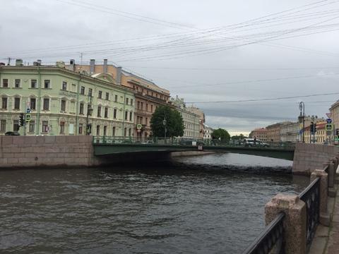 Продается 7 к. 2-х сторонняя квартира на набережной реки Мойки 82 - Фото 4