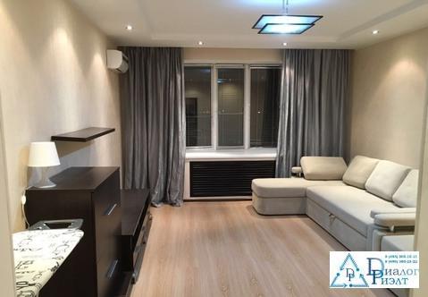 Сдается комната в 2-комнатной квартире в Москве, 7 мин пешком до метро - Фото 1