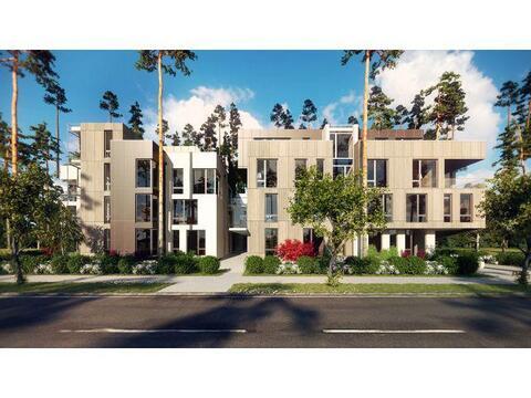 422 000 €, Продажа квартиры, Купить квартиру Юрмала, Латвия по недорогой цене, ID объекта - 313154339 - Фото 1