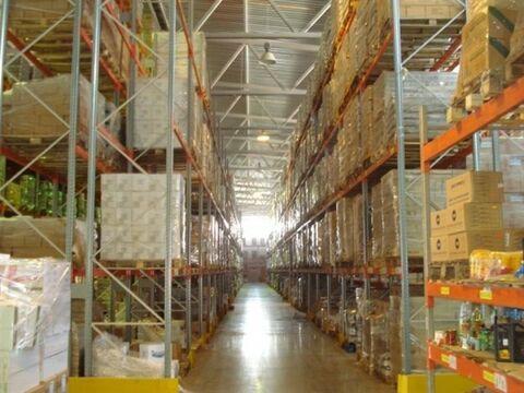 Сдам складское помещение 1401 кв.м, м. Бухарестская - Фото 1