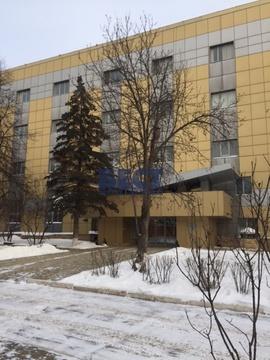 Аренда офиса в Москве, Полежаевская, 1100 кв.м, класс B. Офис пл. . - Фото 1