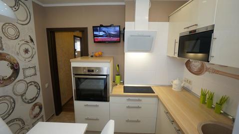 Купить однокомнатную квартиру с евроремонтом и мебелью, Чешский проект - Фото 1