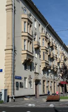 4-х комнатная квартира 112 кв.м ул. Новослободская, д. 57/65 - Фото 1