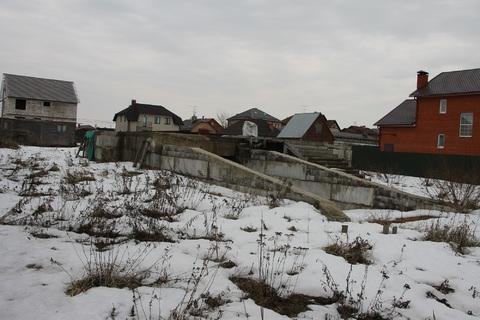 12 соток с фундаментом д. Авдотьино - Фото 4