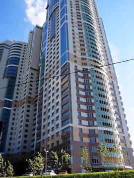 Четырехкомнатная квартира 198 кв.м. рядом с метро Проспект Вернадского - Фото 3