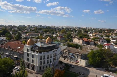 Новый современный отель на центральной набережной имени Терешковой - Фото 1