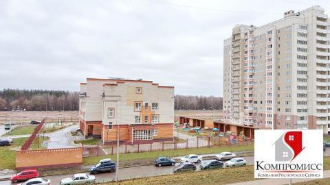 1-к квартира, 39 м2, 4/17 эт, Подольск, ул. Генерала Смирнова, д.14 - Фото 2