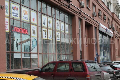 Продажа магазина пл. 420 м2 м. Бауманская в жилом доме в Басманный - Фото 3